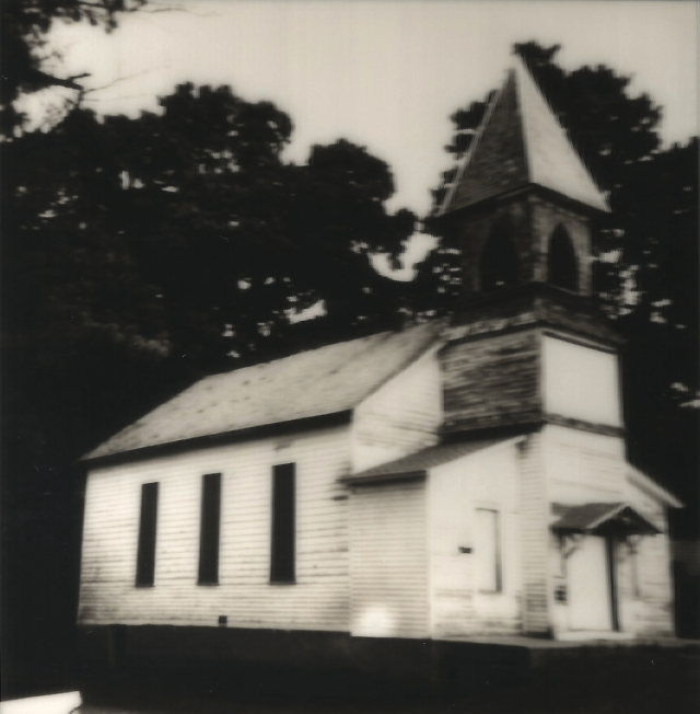 old church desat